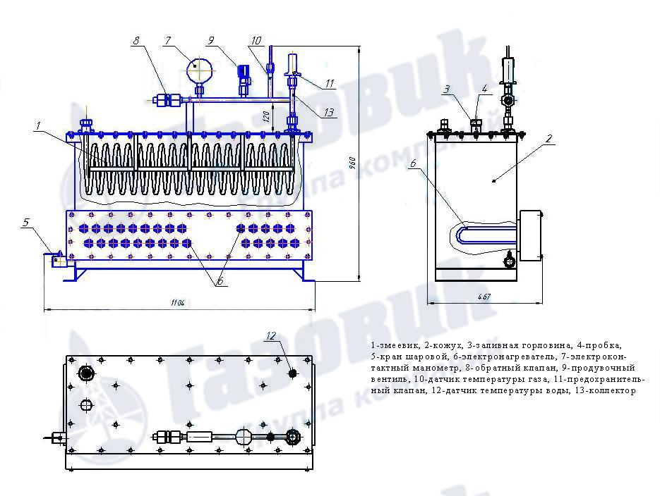 Спиральные теплообменники схема подключения стоимость кд на теплообменник