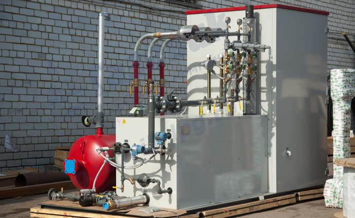сжиженный углеводородный газ в качестве резервного топлива на тэс