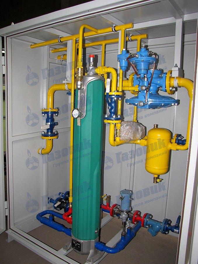 Жидкостная испарительная установка Propan 1-2-1250